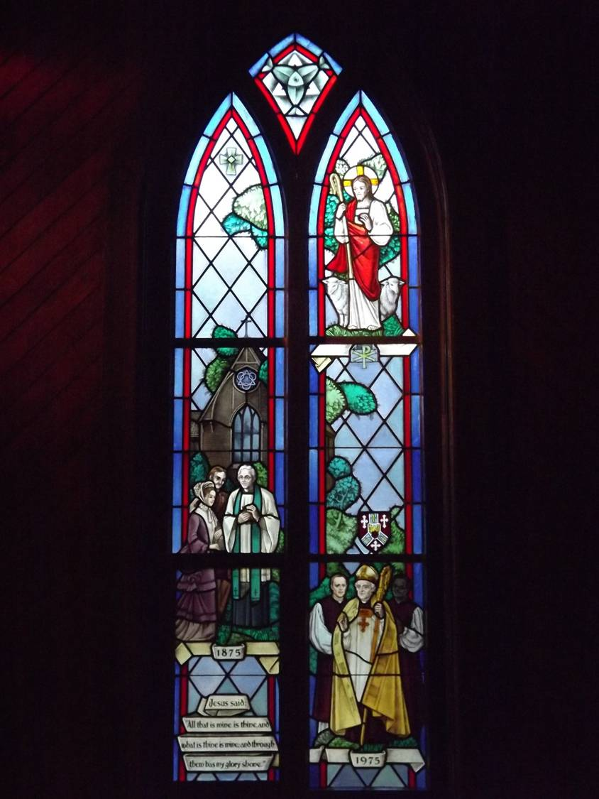 picture of centennial window