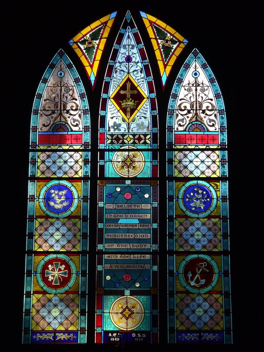 picture of great west window