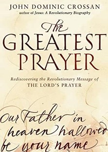 picture of cover of book the greatest prayer