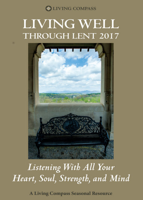 picture of reflections of lent book