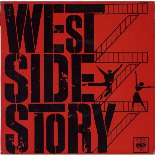 picture of advertisement for west side story